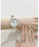 Daniel Wellington | (腕時計)