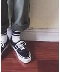 VANS   (球鞋)