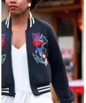 tibi | (Nylon jacket)