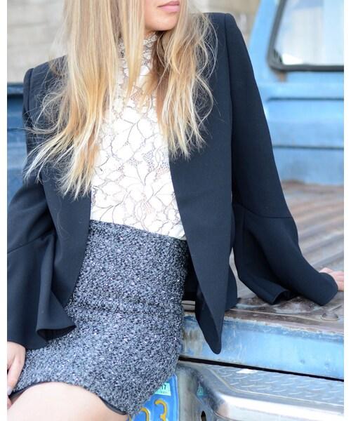ZARA「Jacket (Suit)」