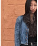 DIESEL   (Denim jacket)