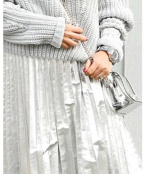 ZARA「Skirt」