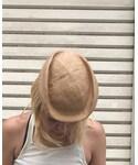 VINTAGE | (ハンチング・ベレー帽)