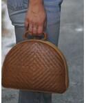 VINTAGE   (Straw bag)