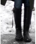 BURBERRY   (Rain shoes)