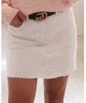 H&M | (Denim skirt)