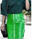 TOPSHOP | (Skirt )