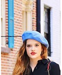 Anthropologie | (Hunting Cap / Beret)