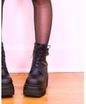 DEMONIA | (Boots)