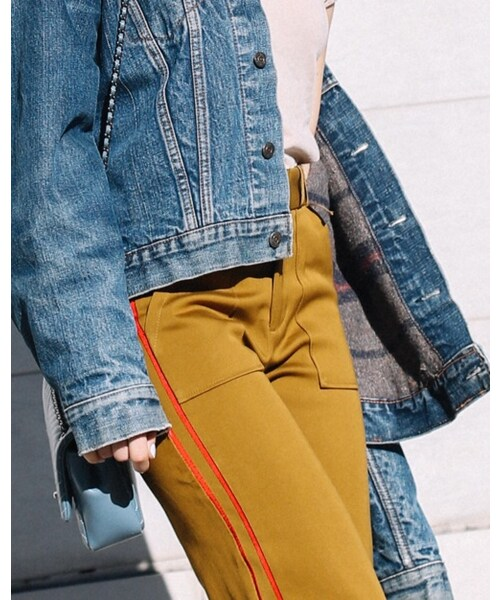 ZARA「Trousers」