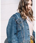 LEVI'S VINTAGE CLOTHING | (Denim jacket)