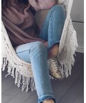 amo | (Denim pants)