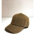 OVERHEAD 6PANEL CAP BROWN(キャップ)