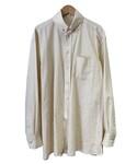 tim. old shirt NATURAL(シャツ・ブラウス)
