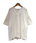 tim. folded tee WHITE(Tシャツ・カットソー)