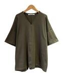 tim. folded tee KHAKI(Tシャツ・カットソー)