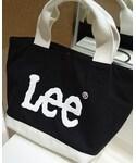 Lee | (トートバッグ)