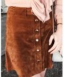 ZARA   (Skirt )