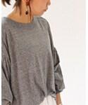 tumugu | (Tシャツ・カットソー)