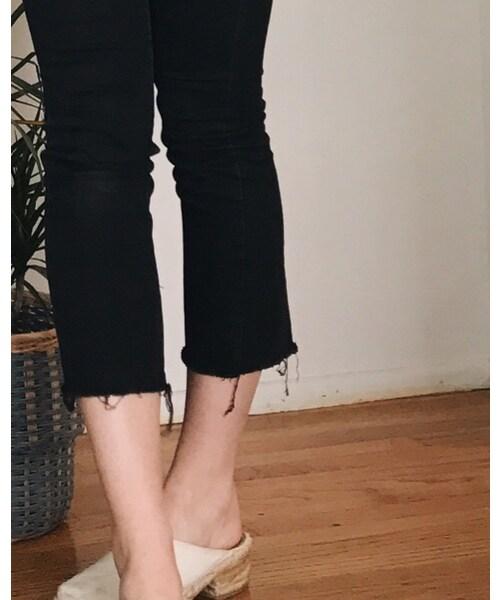 madewell「Denim pants」