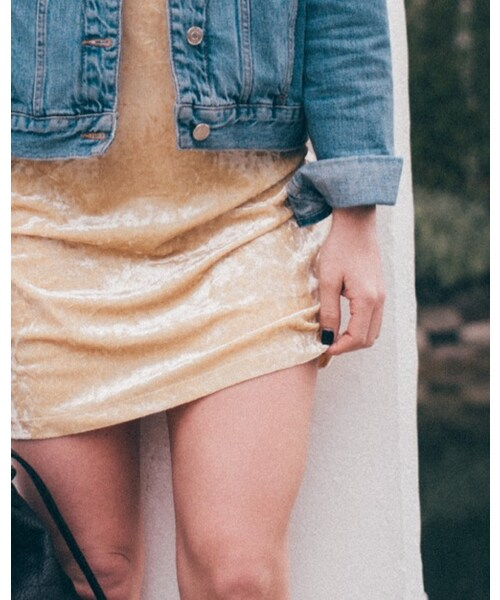 ZARA「Dress」