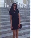 FOREVER 21 | (Shirt dress)