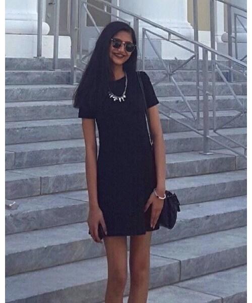FOREVER 21「Shirt dress」
