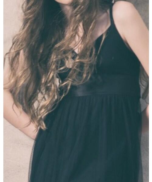 DKNY DONNA KARAN NEW YORK「Dress」