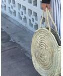 VINTAGE | (Straw bag)