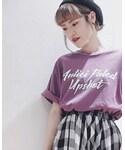 JEANASIS | (T恤)