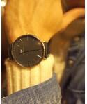 Daniel Wellington | 5/31まで◆15%OFFクーポンコード【kenken】(腕時計)