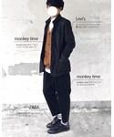 Levi's | デニムブレザー/リンスウォッシュ/CONE MILLS 13.25oz/ブラックデニム(デニムジャケット)