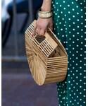 Cult Gaia | (Straw bag)