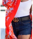 GUCCI | (Belt)