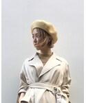KIJIMA TAKAYUKI | (ハンチング・ベレー帽)