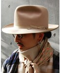 STETSON | 50's Royal De Luxe openroad(ハット)