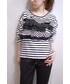 RehersalL(リハーズオール)の「ランダムボーダーロンT(Tシャツ・カットソー)」