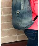 DIESEL KIDS | (Backpack)