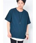 今日のアイテムはこれ✨ | ラフゲージBIGシルエットカットソー(Tシャツ・カットソー)