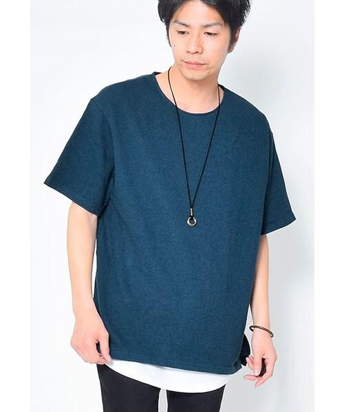 今日のアイテムはこれ✨の「ラフゲージBIGシルエットカットソー(Tシャツ・カットソー)」