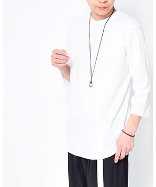 今日はカットソー😉の「Tシャツ・カットソー」