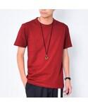 ヘビーウェイト無地Tシャツ(商品番号:t083)(Tシャツ・カットソー)