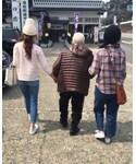祖父と母と私🎶 | (その他)