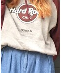 Hard Rock Cafe | PULLOVER RAGLAN(パーカー)