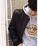 Hard Rock Cafe | MA-1(ミリタリージャケット)