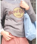 Hard Rock Cafe | Classic French Crew T(Tシャツ・カットソー)
