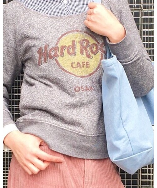 Hard Rock Cafe(ハードロックカフェ)の「Classic French Crew T(Tシャツ・カットソー)」
