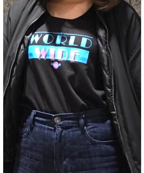 Hard Rock Cafe(ハードロックカフェ)の「PITBULL T(Tシャツ・カットソー)」