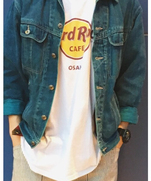 Hard Rock Cafe(ハードロックカフェ)の「Classic Logo T(Tシャツ・カットソー)」