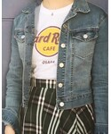 Hard Rock Cafe   Classic Logo Tee(Tシャツ・カットソー)